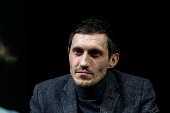 Актер Игорь Хрипунов