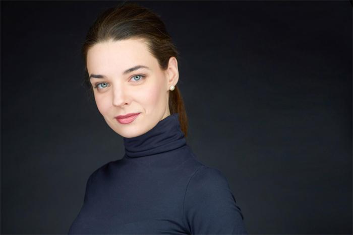 Актриса Ирина Шеянова