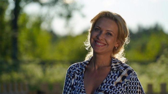 Актриса Мария Малиновская