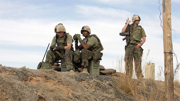 Война в Багдаде