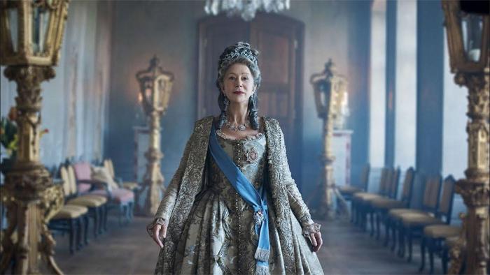 Екатерина II в исполнении Хелен Миррен