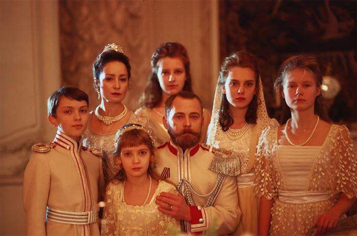 Сериал «Романовы»