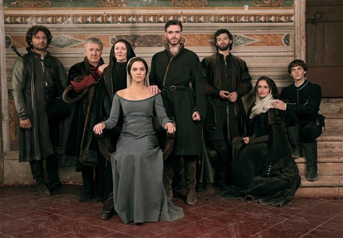 Сериал «Медичи: повелители Флоренции»