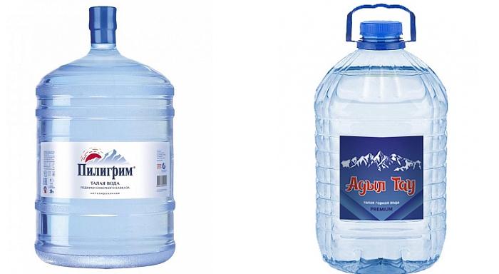 «Пилигрим» – кристально чистый продукт из горных источников Кавказа