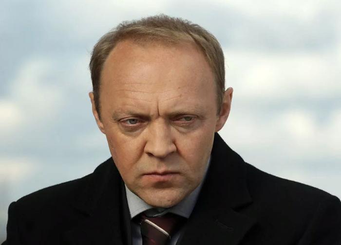 Виталий Кищенко в роли командира дивизии