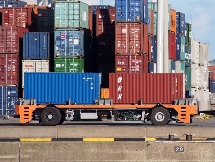 Как проводятся контейнерные перевозки