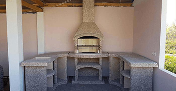Мангал из бетона и камины-барбекю: надежность и долговечность у вас дома