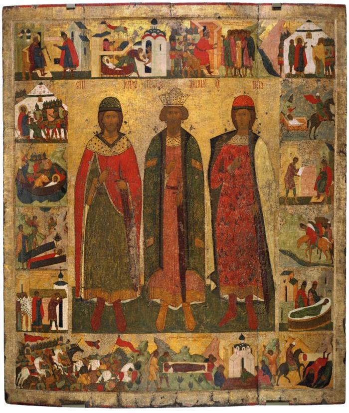 Святые Борис и Глеб: почему их канонизировали?