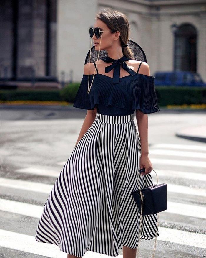 Мода в полоску